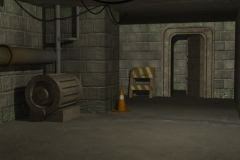 Maintenance Tunnel