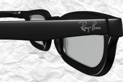 Ray-Bans Detail