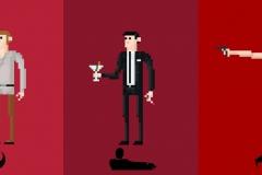 8-Bit Pixel Characters