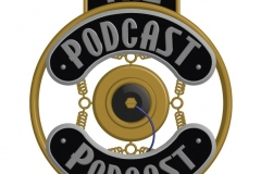 The Podcast Podcast Logo